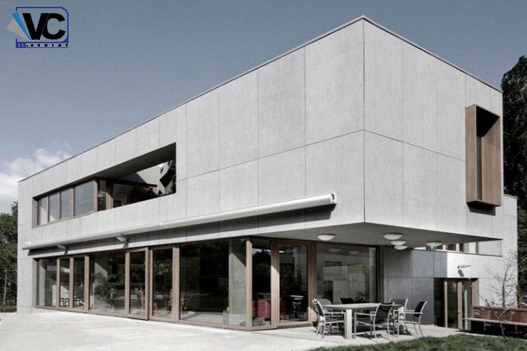 بهترین متریال برای نمای بیرونی ساختمان مسکونی !