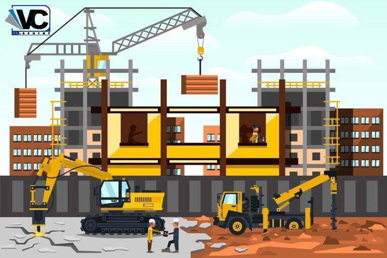 سفت کاری ساختمان شامل چه مراحل اجرایی می شود؟
