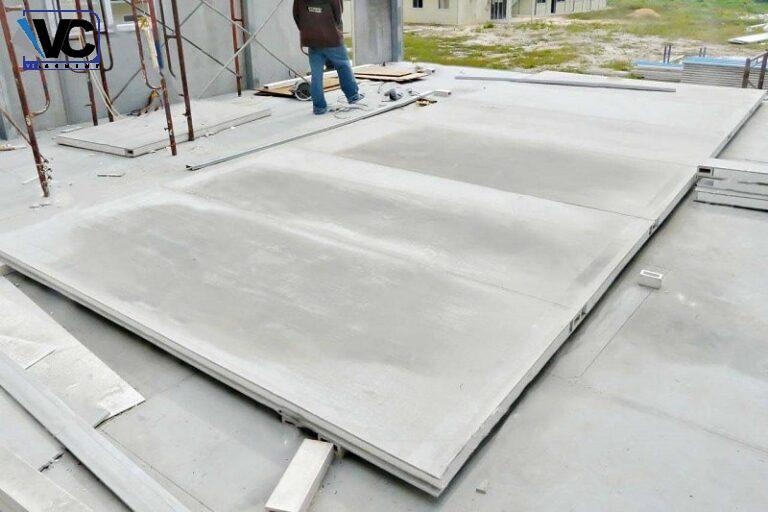 کف سازی ساختمان با فایبر سمنت برد