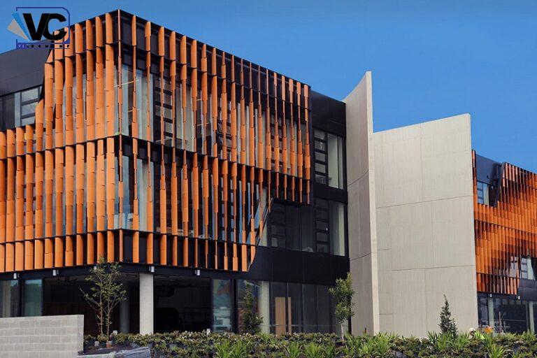معروف ترین مصالح مورد استفاده در معماری مدرن!