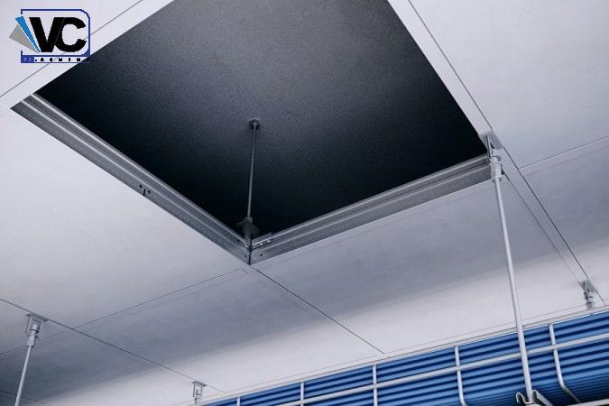 سمنت برد محصولی نوین برای سقف کاذب اتاق سرور